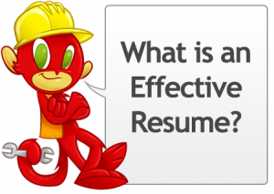 What is an Effective Resume?