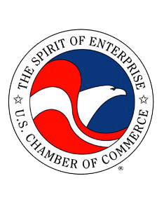 Chamber of Commerce - United States Logo