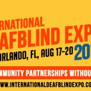 2016 International DeafBlind Expo